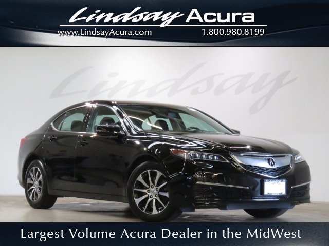 Acura Sedan 2017 >> Pre Owned 2017 Acura Tlx 2 4l Fwd 4d Sedan