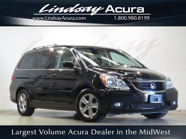 Pre-Owned 2009 Honda Odyssey Touring
